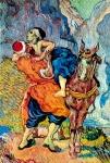 Bom Samaritano, por Van Gogh