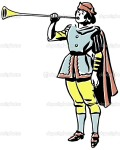 depositphotos_12124555-A-drawing-of-a-man-in-a-renaissance-era-playing-a-horn-or-trumpet